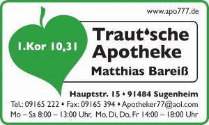 Traut`sche Apotheke + Arche Buchladen